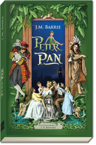 Peter Pan de James M Barrie. Colección Neverland editorial Biblok
